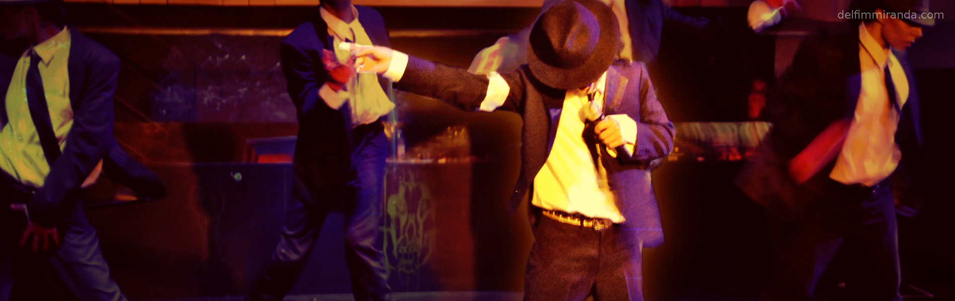 Delfim Miranda - Award Winning Michael Jackson Tribute Artist - Look Alike - Sound Alike - Impersonator Singing and Dancing Like the King of Pop